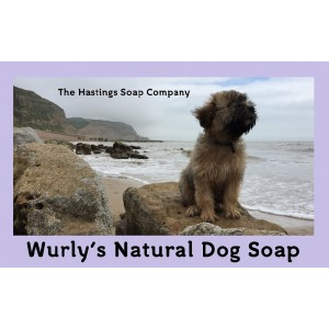 Wurly's Natural Dog Soap