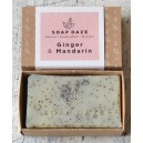 Ginger and Mandarin Natural Soap