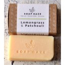 Lemongrass and Patchouli Natural Soap