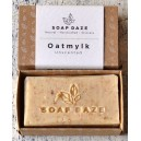 Oatmylk Large Natural Unscented Soap
