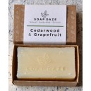 Cedarwood and Grapefruit Natural Soap
