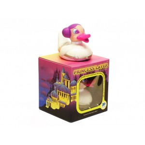 Princess Layer - Glow Rubber Duck
