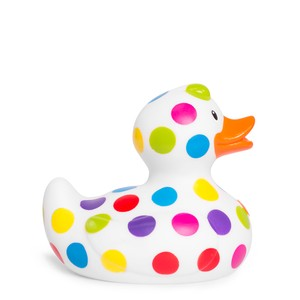 Luxury Pop Dot Duck