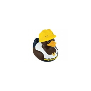 Mini Construction Worker -  Rubber Duck