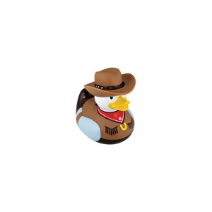Mini Cowboy -  Rubber Duck