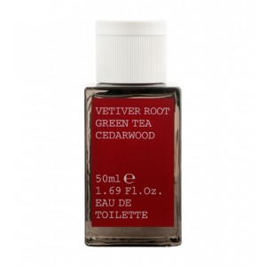 Vetiver, Green Tea & Sandalwood Eau de Toil ette Pour Homme50ml