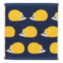 Kissing Hedgehogs Face Towel