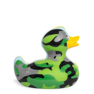 Luxury Camo Fusion Rubber Duck