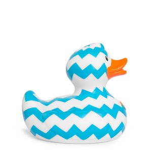 Luxury Zigzag Rubber Duck