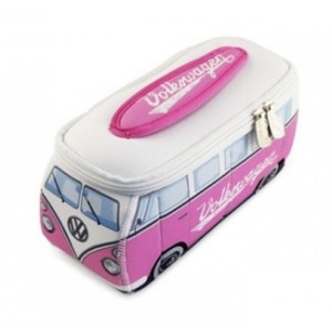 VW Collection Wash Bag Pink